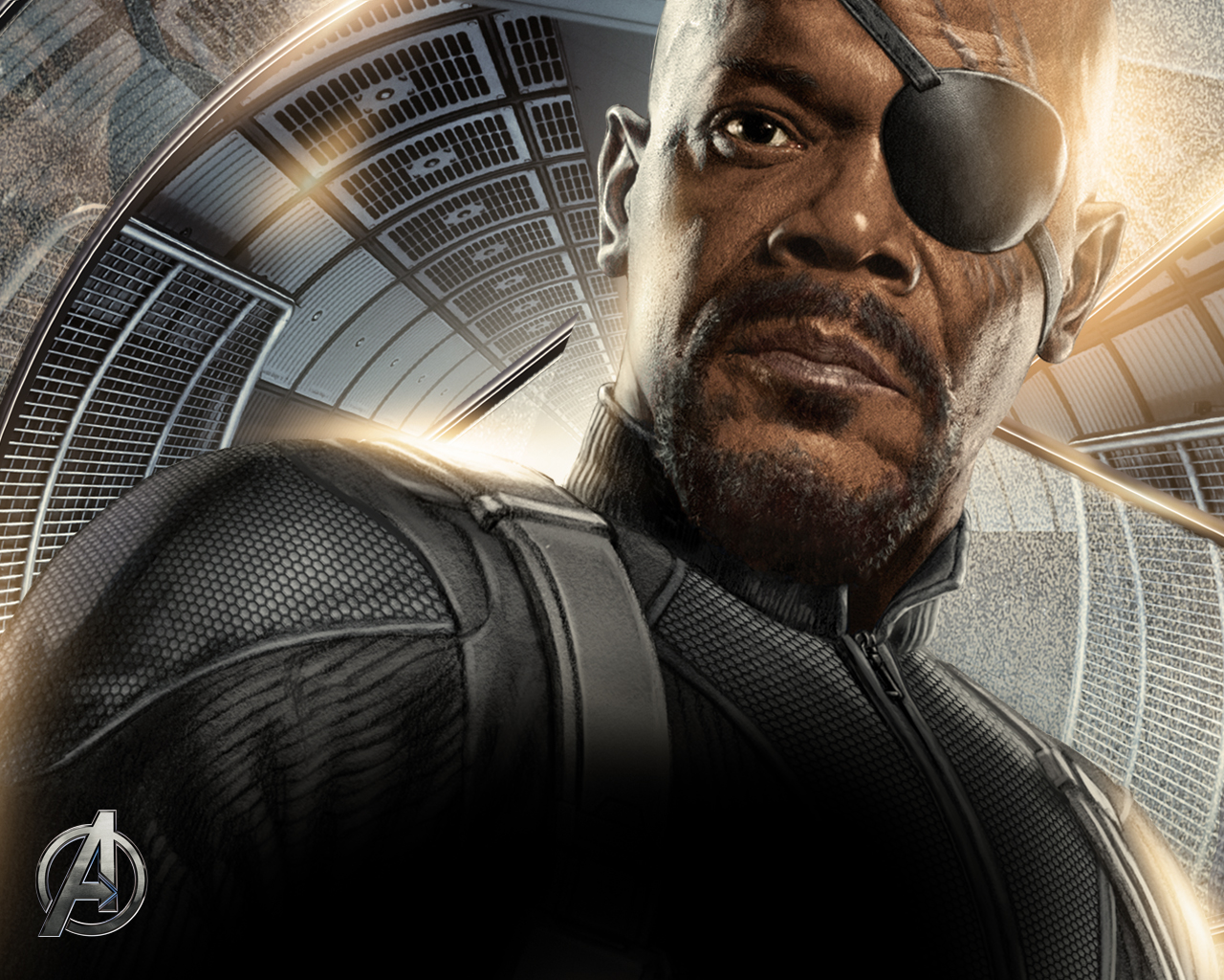 Samuel L Jackson Talks Nic Fury
