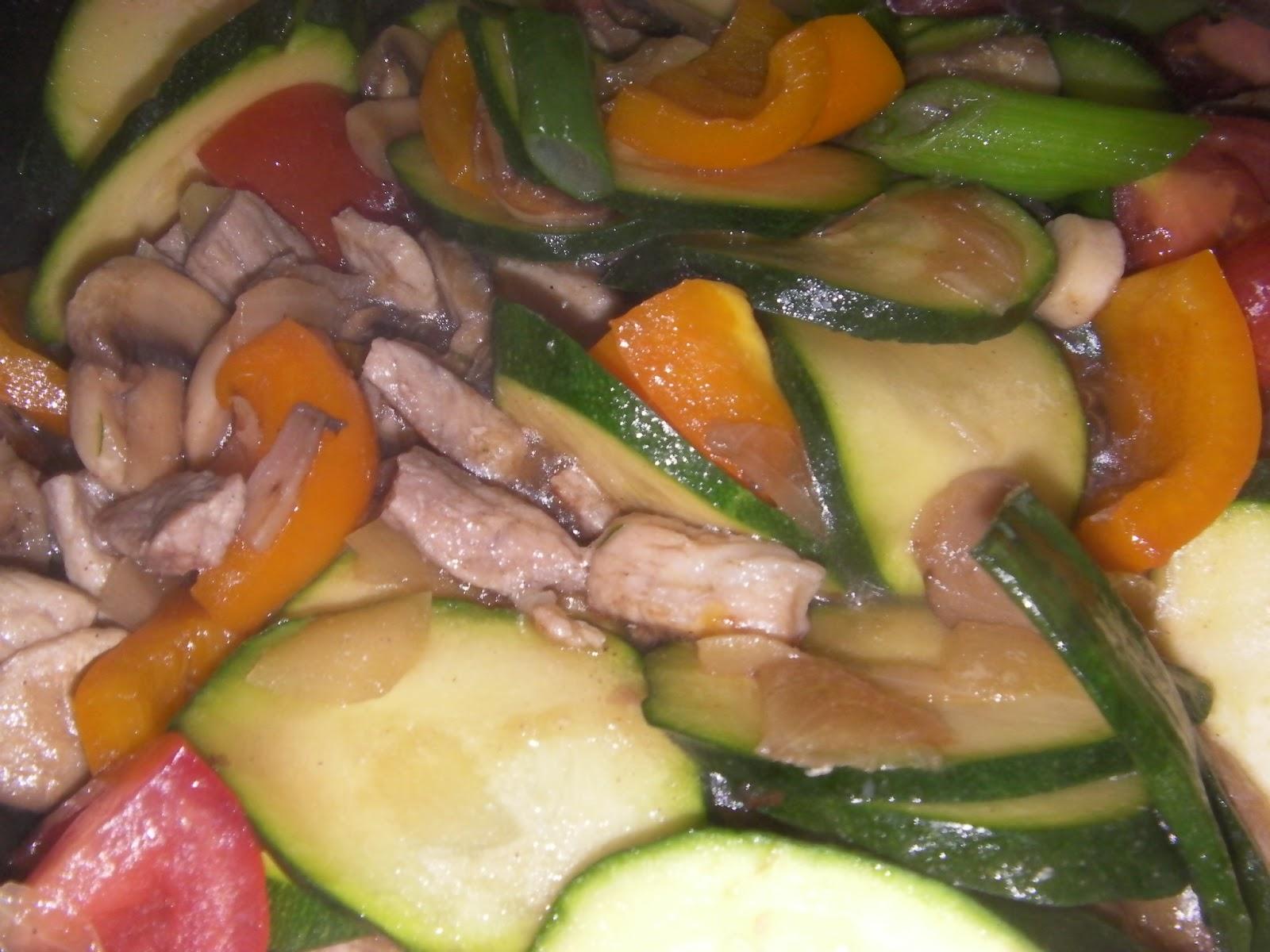 Resep Sayur Zukini Zucchini