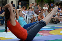 Yantra Yoga nel mondo