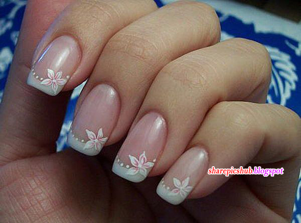 latest nail art design 2013