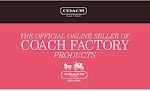 NEED AN INVITATION TO COACH FACTORY ONLINE STORE?