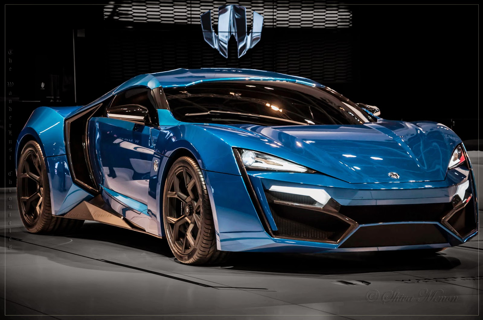Lykan Hypersport Desktop Background