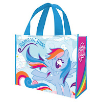 Vandor Rainbow Dash Shopper Tote