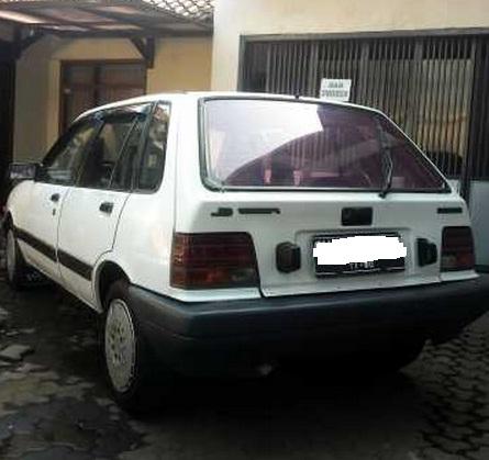 Dijual - Suzuki forsa GL tahun 1987, Iklan baris mobil gratis