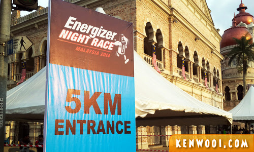 energizer night race 5km