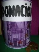Donación para niñ@s hospitalizad@s