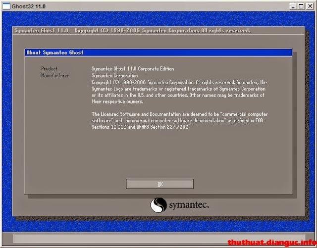 Thủ thuật ghost máy tính tránh mất dữ liệu