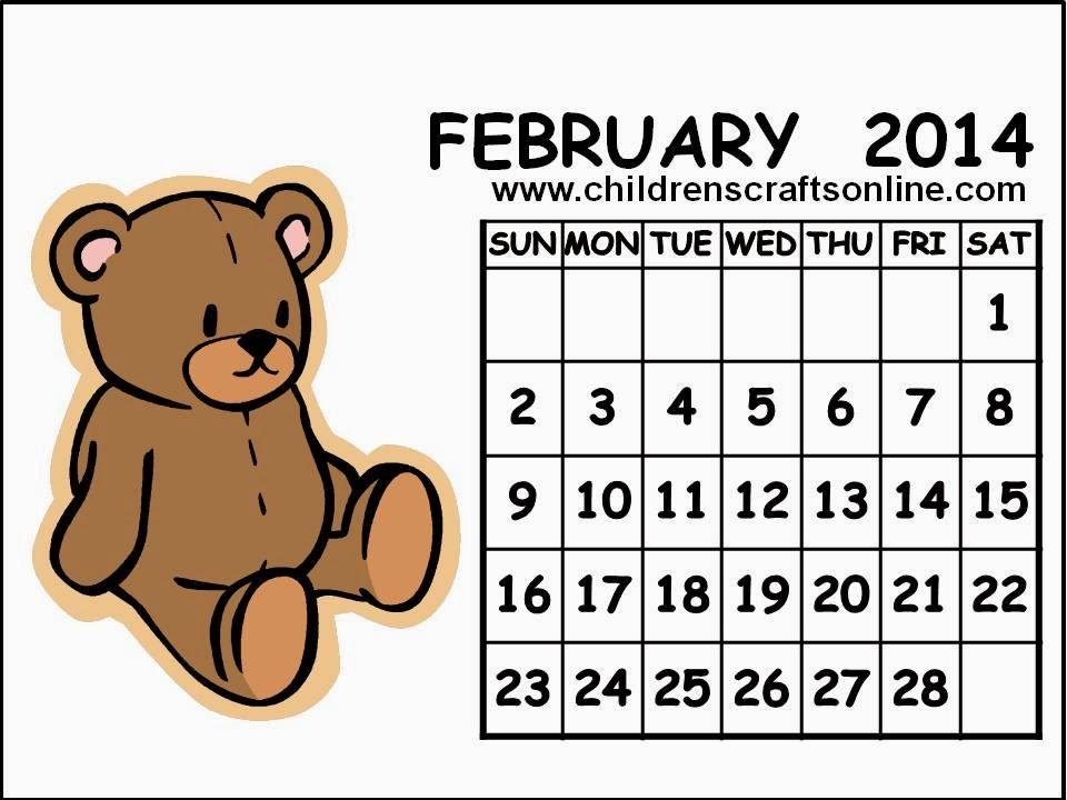 "Search Results for ""February Calendar Clip Art"" – Calendar 2015"