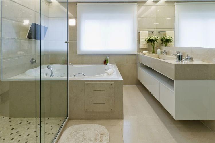 Sua Casa do Seu Jeito Banheiros, lindos, chique, modernos e rústicos -> Banheiro Pequeno Mas Lindo