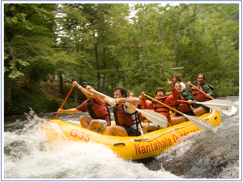 NC Whitewater Rafting