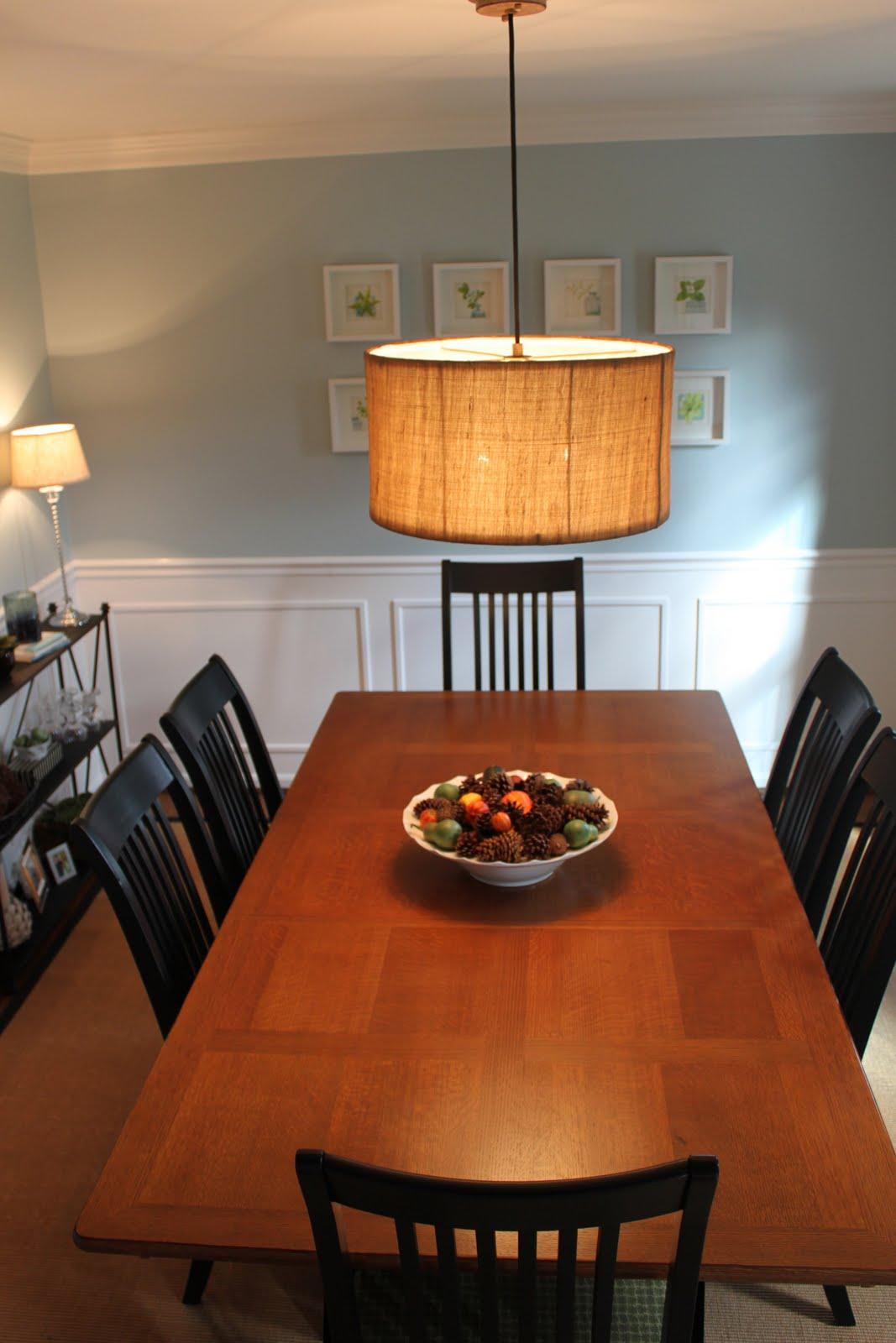 Oak ridge revival dining room reveal for Jones design company dining room