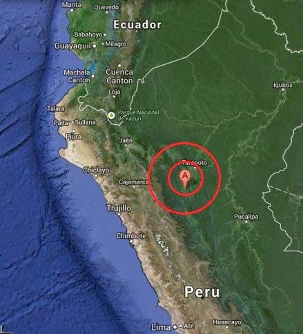 huicungo, peru earthquake 2013 December 15