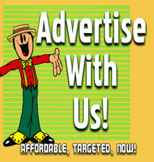 Advertise On this site