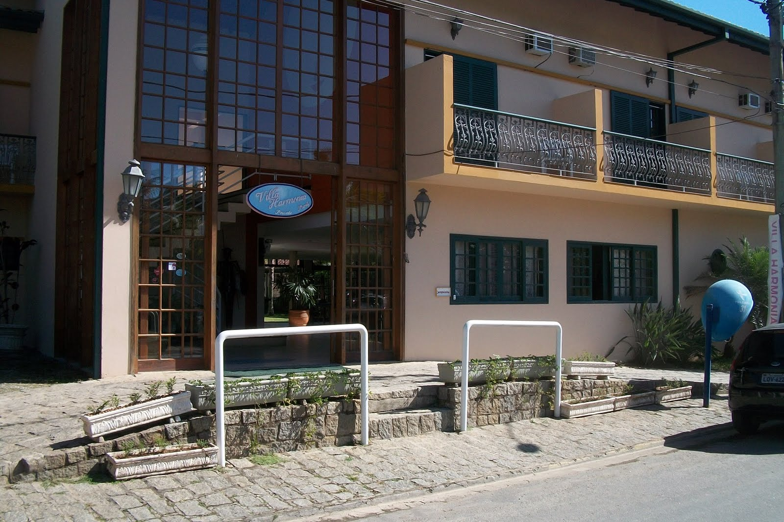 VIAJANTE ESPECIAL: Pousada Villa Harmonia Paraty RJ #41738A 1600x1066 Banheiro Adaptado Restaurante