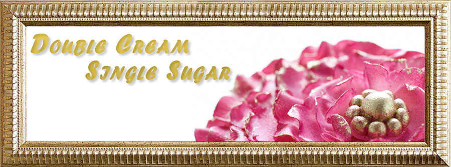 Double Cream Single Sugar