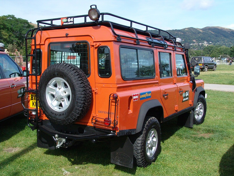 Download User Manual: 2015 Land Rover Defender 110 ...