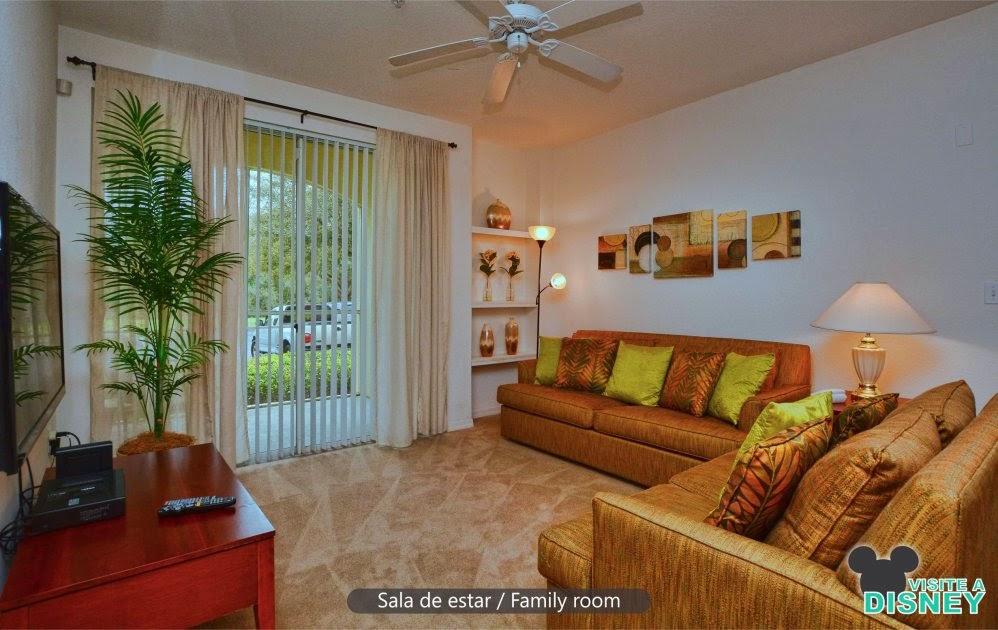 Apartamento de 4 quartos para alugar no condomínio Legacy Dunes