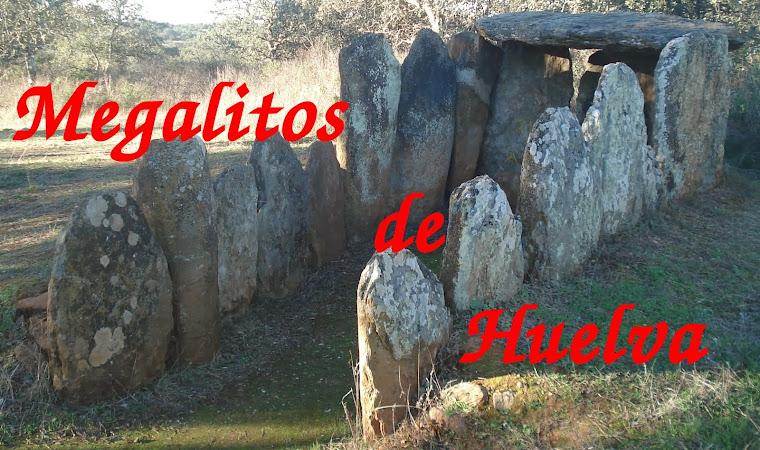 Megalitos de Huelva