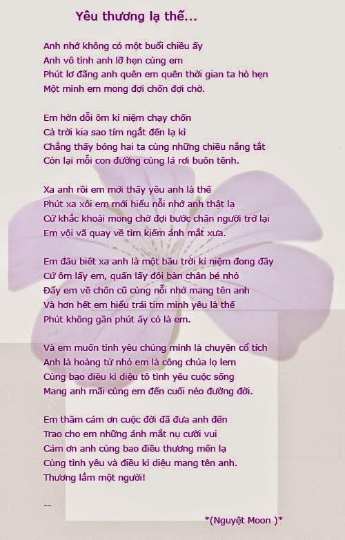 Những bài thơ tình yêu hay qua ảnh - Hình 13