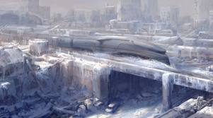 Snowpiercer ~ Land of Snow and Ice  | A Constantly Racing Mind