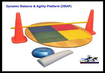 Dynamic Balance & Agility Platform