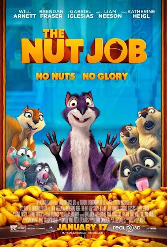 The Nut Job (BRRip 720p Dual Latino / Ingles) (2014)