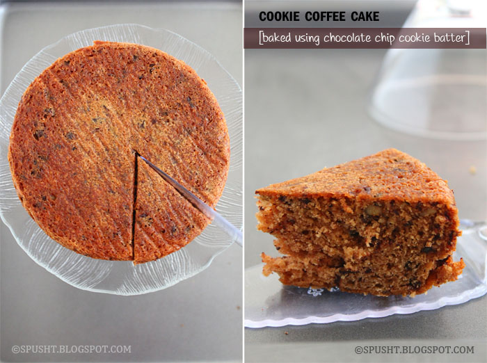 Spusht | Coffee Cake | Tea Cake