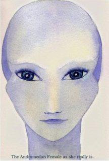 Andromedano femenino