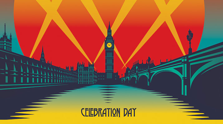 Celebration Day quot  de Led Zeppelin se estrenar  225  en los cines de LimaLed Zeppelin Celebration Day Wallpaper