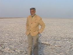 कच्छ, गुजरात के सफ़ेद रण में