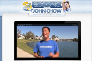 Blogging With John Chow Review