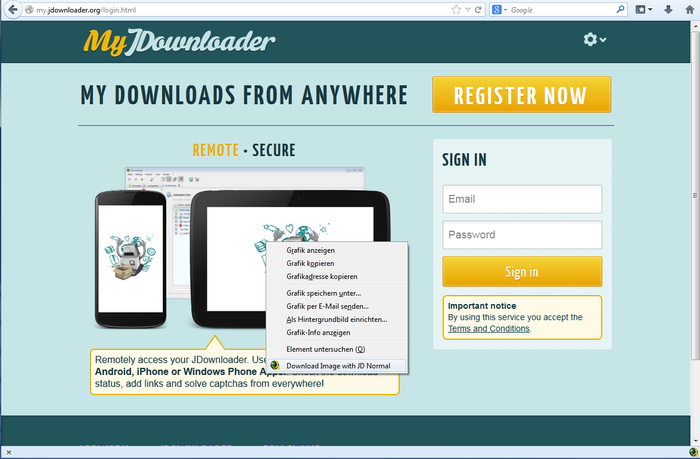 Instalar Jdownloader en la Raspberry Pi 2