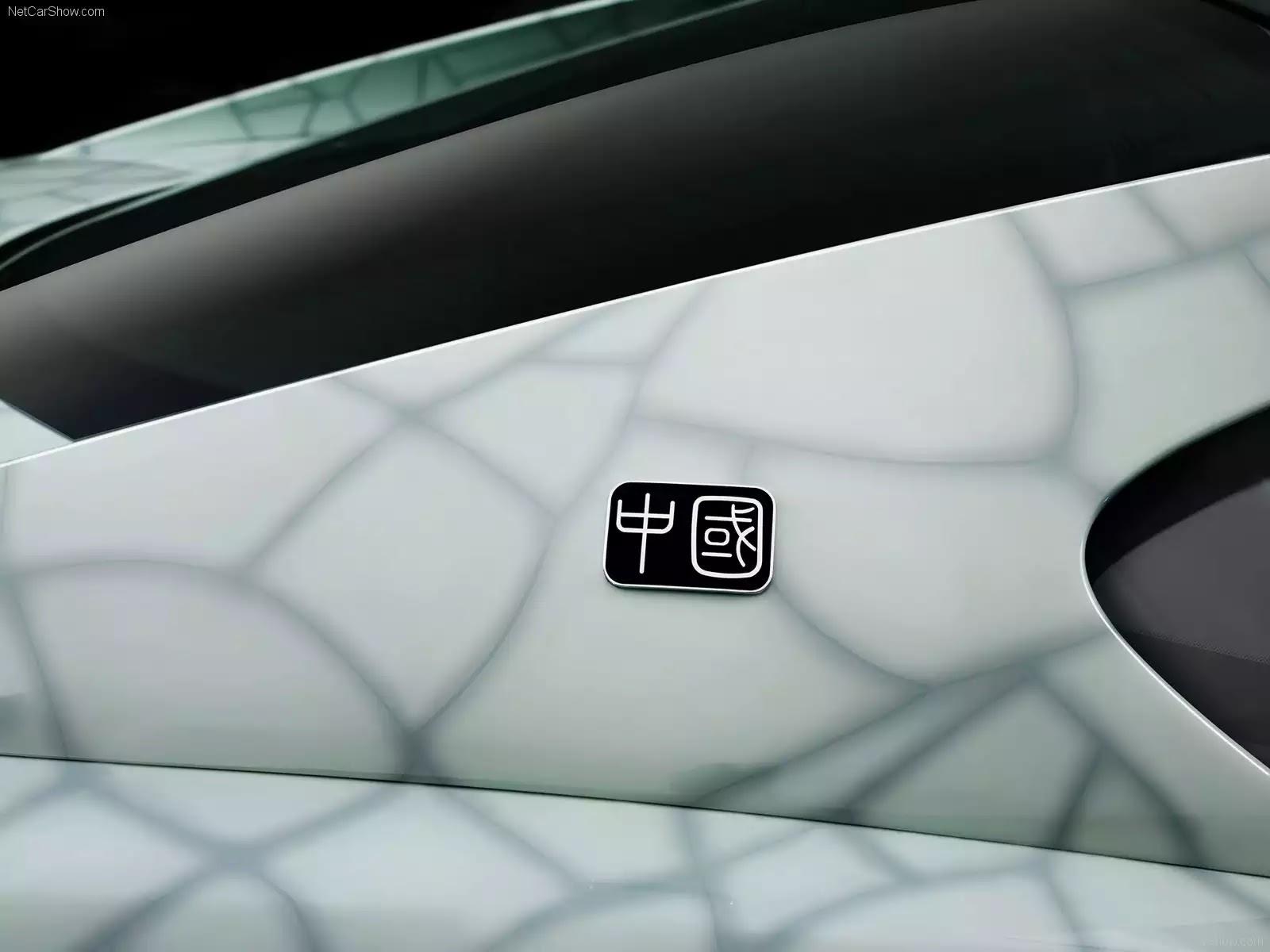 Hình ảnh siêu xe Ferrari 599 GTB Fiorano China 2009 & nội ngoại thất