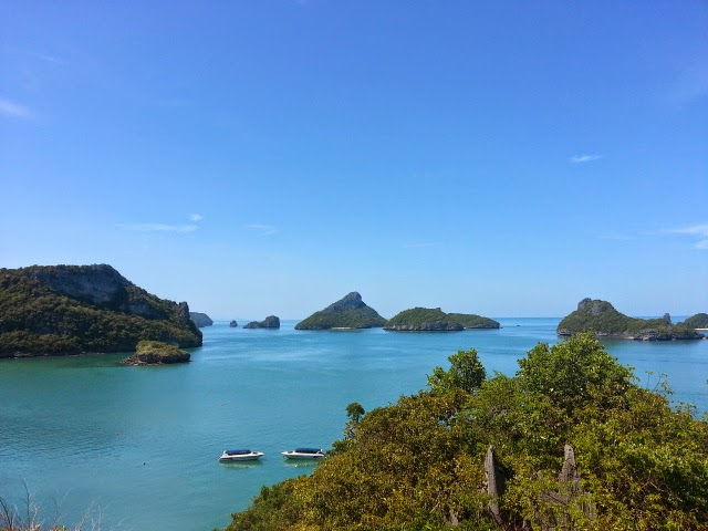 Angtong National park - Samui - Thailand
