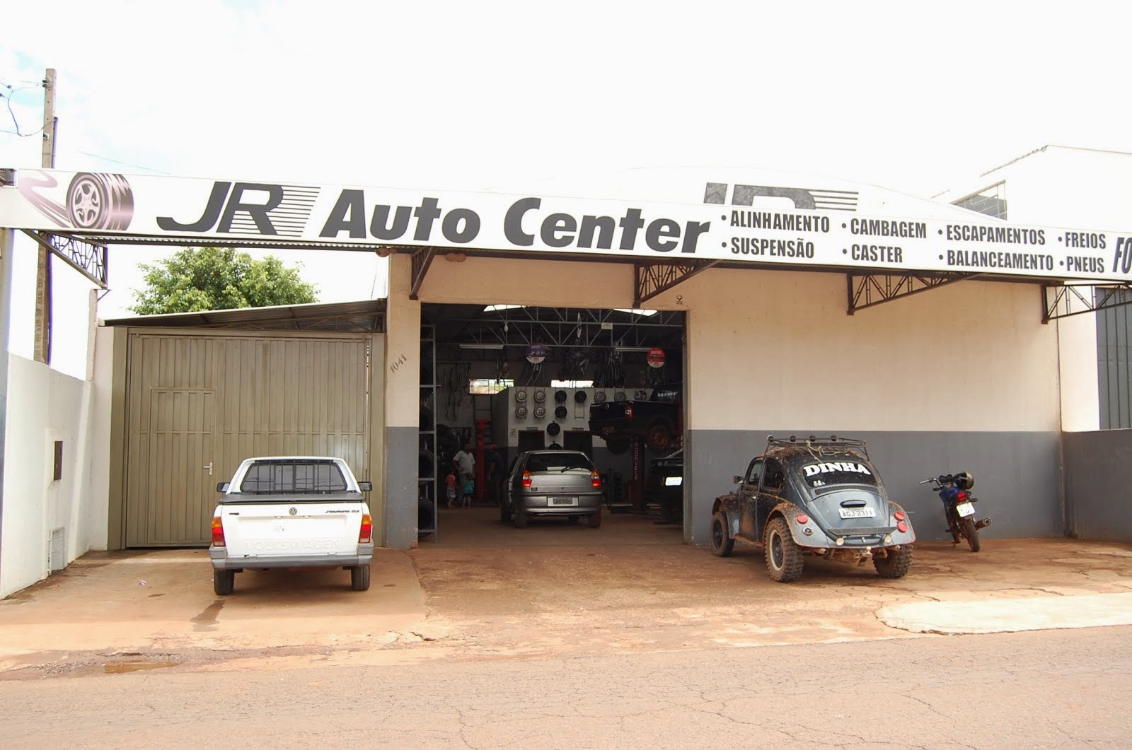 JR AUTO CENTER