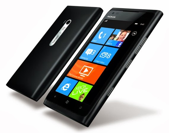 Nokia Lumia smartphones
