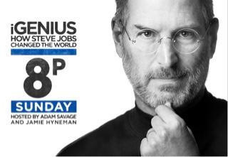 iGenius Steve Jobs Poster