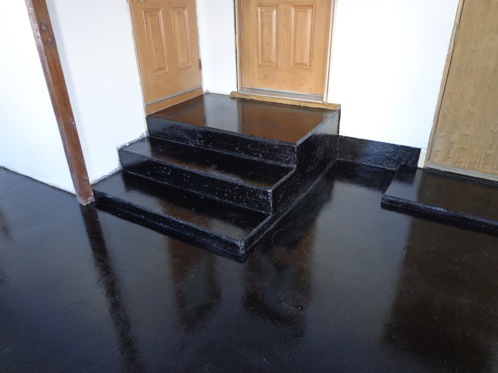 Decorative Concrete Contractors Epoxy Granite Tile
