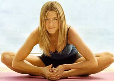 Jennifer Aniston workouts and diet secrets