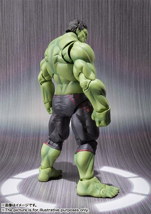 hulk figure marvel