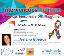 Curso Intervenções Autismo - Questões Sensoriais e DIR Floortime - Edição Salvador