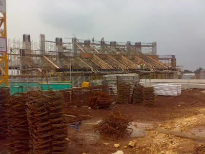 Foto Stadion Pakansari Bogor
