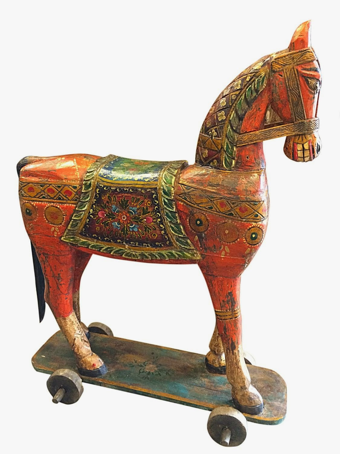 http://www.amazon.com/Antique-Horse-Wheels-Handmade-Sculpture/dp/B00STB255U/ref=sr_1_25?m=A1FLPADQPBV8TK&s=merchant-items&ie=UTF8&qid=1427434743&sr=1-25&keywords=home+decorative+item