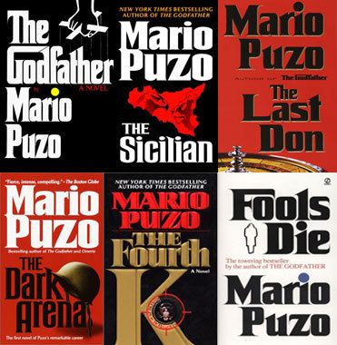 book talk on the godfather by mario puzo The godfather by mario puzo 2 book one chapter 1 behind every great fortune there is a crime - balzac amerigo bonasera sat in new york criminal court number 3 and waited for justice.