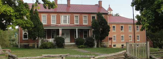 Greene County Historical Society, Waynesburg, PA