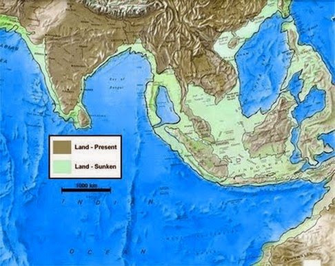 Lost City of Atlantis Apparently in Indonesia?