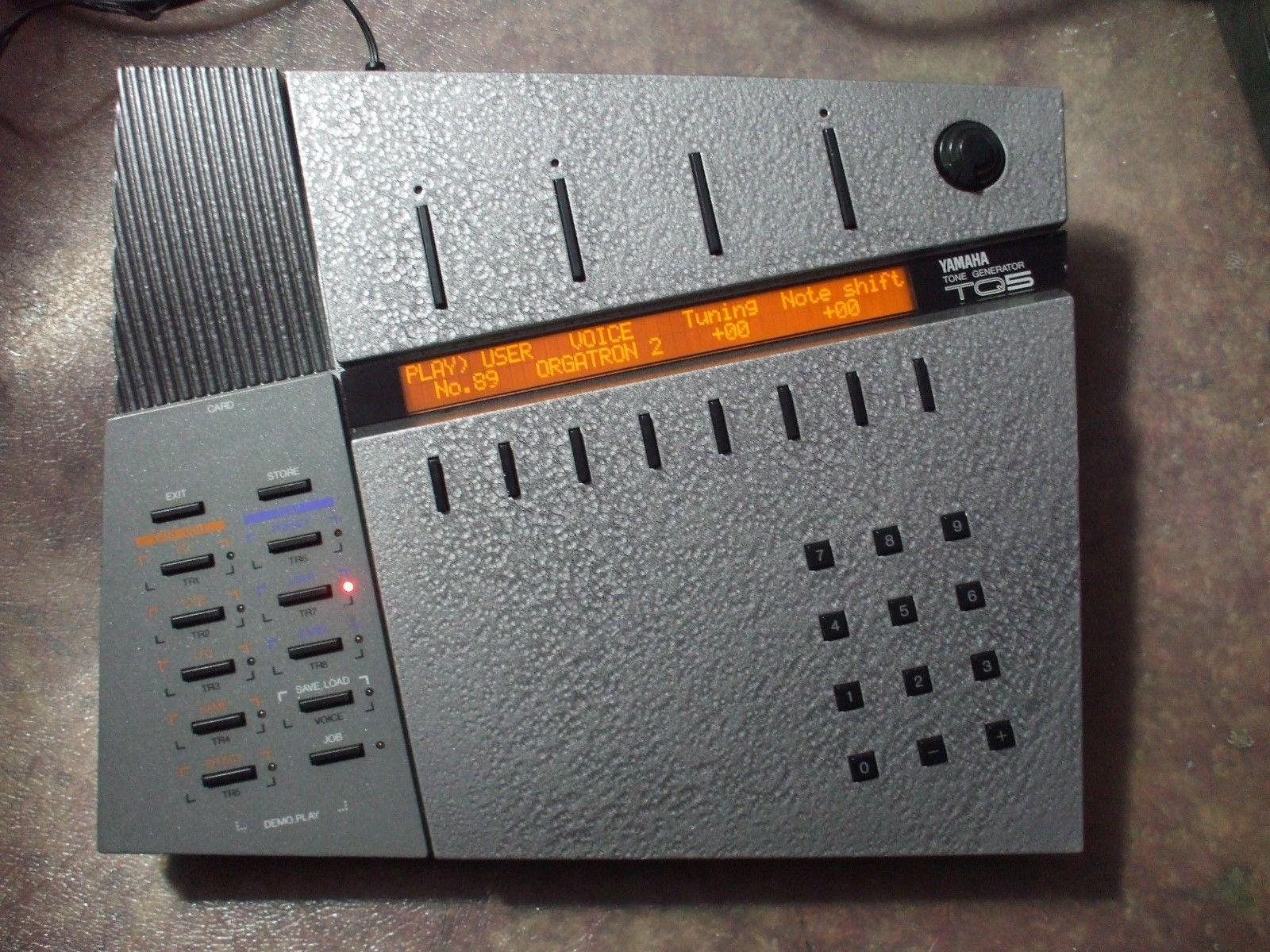 Yamaha Tone Generator Tq