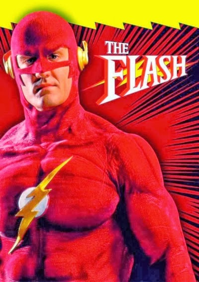 Filme The Flash O Filme Dublado AVI DVDRip
