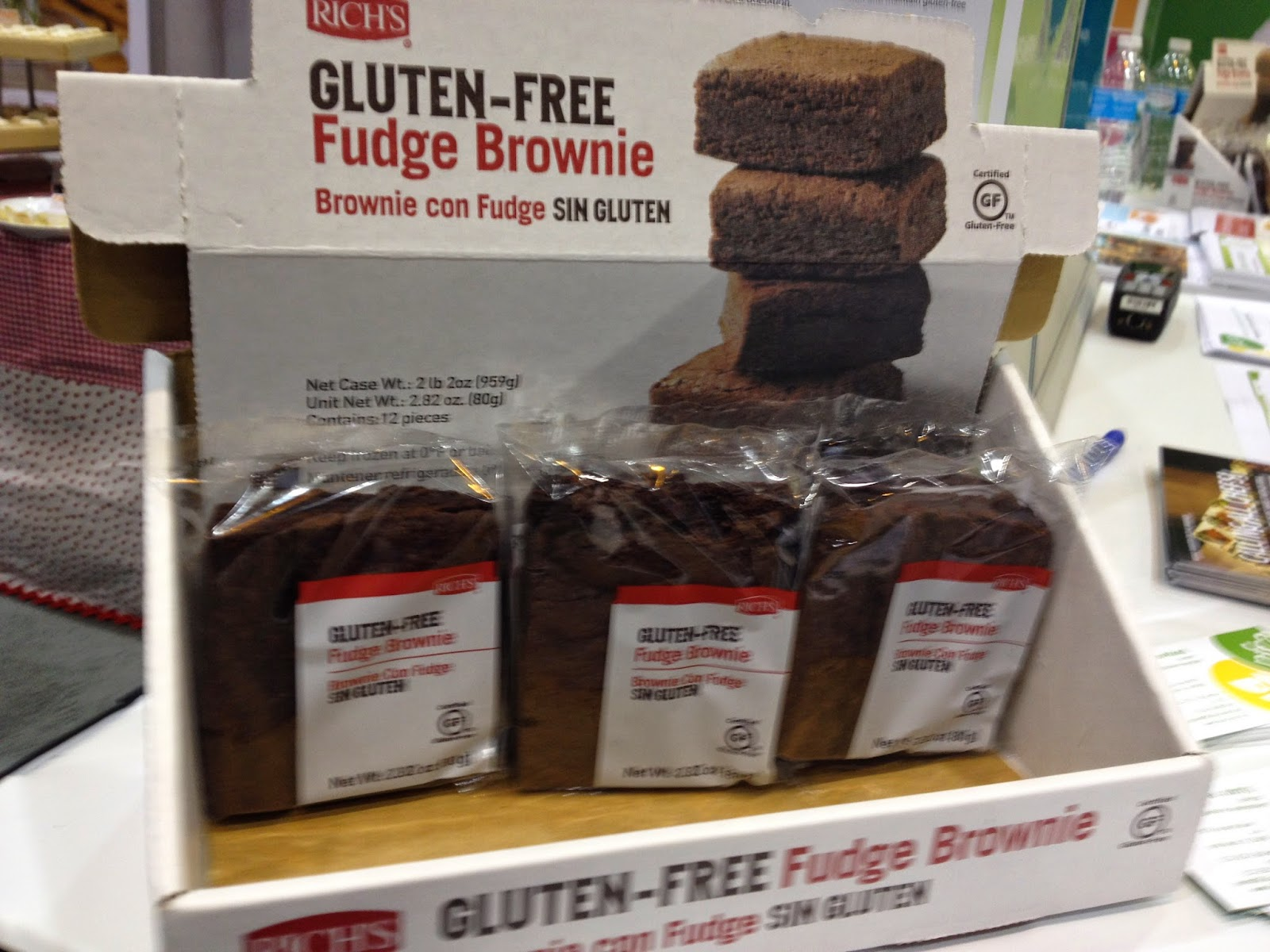 Rich's Gluten- Free Fudge Brownie