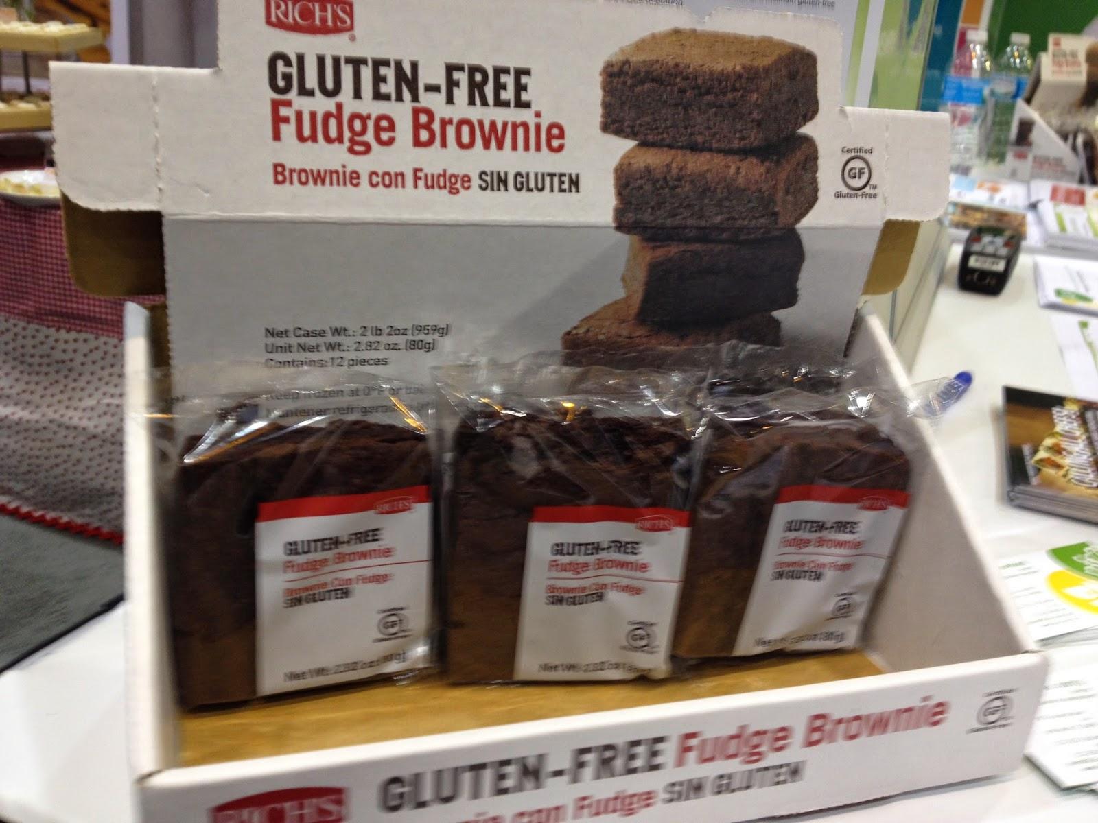 Rich's Gluten- Free Fudge Brownie